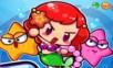 可愛美人魚祖瑪