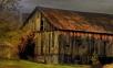 被遺棄的農舍